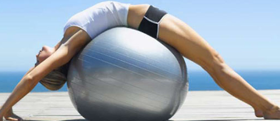 Core & Stability Ball Excercise